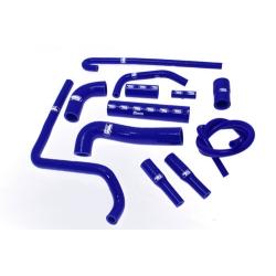 Durites de Radiateur Silicone ROUGE SAMCO SPORT MV AGUSTA F4 1000 09