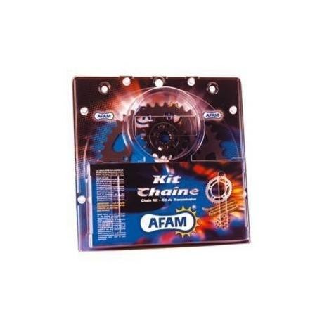 Kit chaîne acier moto AFAM HONDA CBR 1000 RR 04 - 05