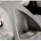 Paire d'étriers de frein radiaux forgés monobloc HPK BREMBO M50 30/30 100mm