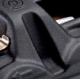 Paire d'étriers de frein radiaux forgés monobloc HPK BREMBO M4 34/34 NOIR 100mm
