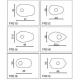 Adaptateur de clignotants RIZOMA FR216B pour HONDA tous modèles