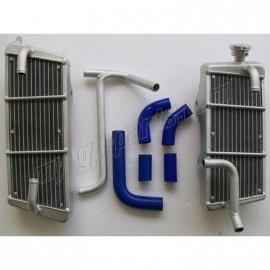 Radiateurs d'eau grande capacité H2O performance SUZUKI RMZ MX1/MX2