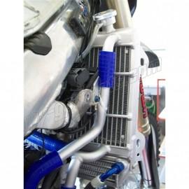 Radiateurs d'eau et d'huile grande capacité H2O performance Suzuki RMZ MX1/MX2