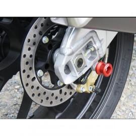 Diabolos support béquille 6 mm GSG MOTO pour APRILIA aluminium