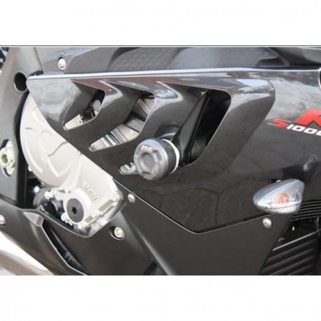 Tampons de protection GSG MOTO S1000RR 2010-2011, 2015-2018