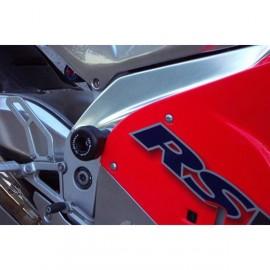 Tampons de protection GSG MOTO pour APRILIA RSV 1000 1998-2000