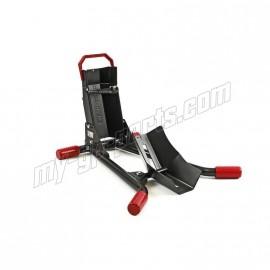 Béquille de transport pour largeur de pneu de 90 à 130 mm