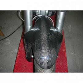 Garde boue avant Carbone type 1098 Ducati Monster 696 / 796 / 1100