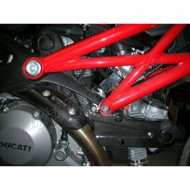 Carters de courroies de distribution Carbone CARBONVANI Ducati Monster 1100 EVO