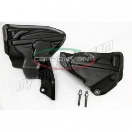 Protections de cylindre droite + gauche carbone Ducati 899/1199/1299 Panigale, Panigale R 2015
