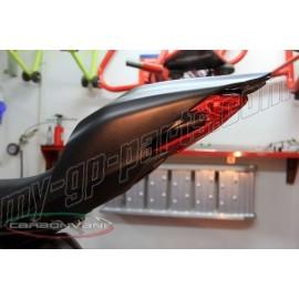 Protection coté droit coque arrière carbone Ducati 1299 Panigale, Panigale R 2015