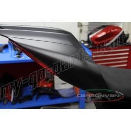 Protection coté gauche coque arrière carbone Ducati 1299 Panigale, Panigale R 2015