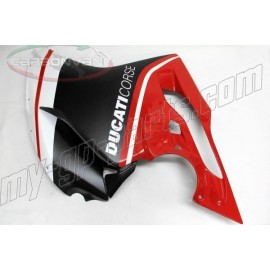 Flanc droit racing carbone Ducati 899 Panigale