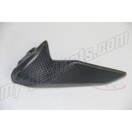Protection inférieur de chaine carbone CARBONVANI Ducati 899, 1199 Panigale 12-14