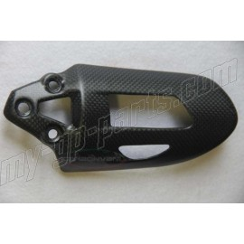 Protection d'ammortisseur carbone Ducati 899 Panigale