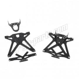 Support de plaque réglable LIGHTECH Ducati Monster 696/796/1100