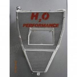 Radiateur d'eau et d'huile additionnel racing H2O Performance Ducati 899, 1199 Panigale, 1299