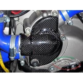 Protection pompe à eau carbone CARBONVANI Ducati Multistrada 1200