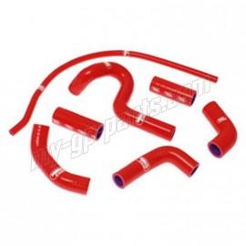 Durites de Radiateur Silicone Rouge SAMCO SPORT DUCATI 749S, 999S