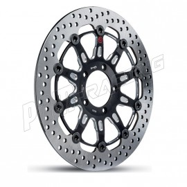 Pack 2 disques de frein performance The Groove 330 mm ZX10R 2016-2017 BREMBO