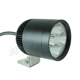 Optique LED haute puissance 4400 LM