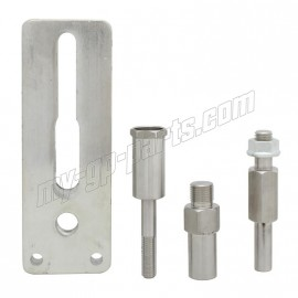 Adaptateur de montage béquille latérale RSV4 2009-2014/Tuono V4 2011-2014