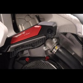 Tampons de Protection de Cadre LIGHTECH RSV4 2009-2014