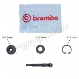 Kit réparation maitre cylindre de frein BREMBO PR16x16/16x18 taillé masse