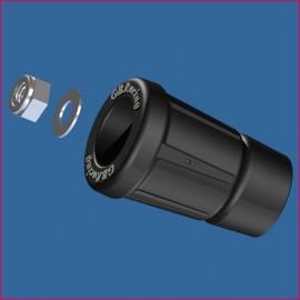Remplacement Tampon pour protection de cadre inférieur GB Racing Super Moto T 990 2009-2013